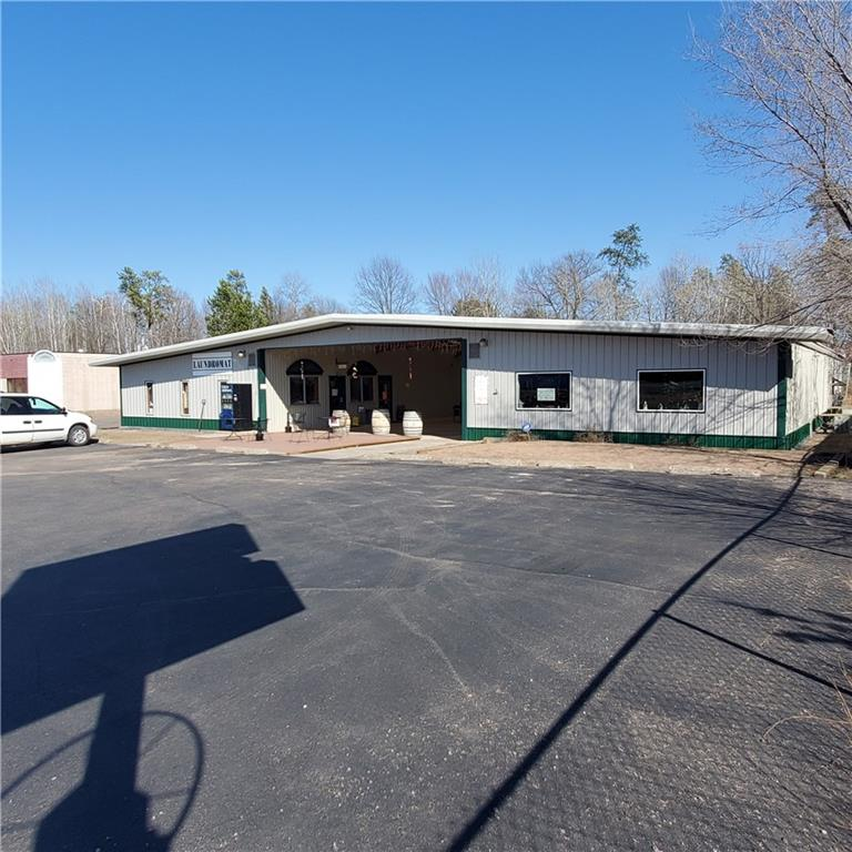 312 Business 53 Property Photo - Minong, WI real estate listing