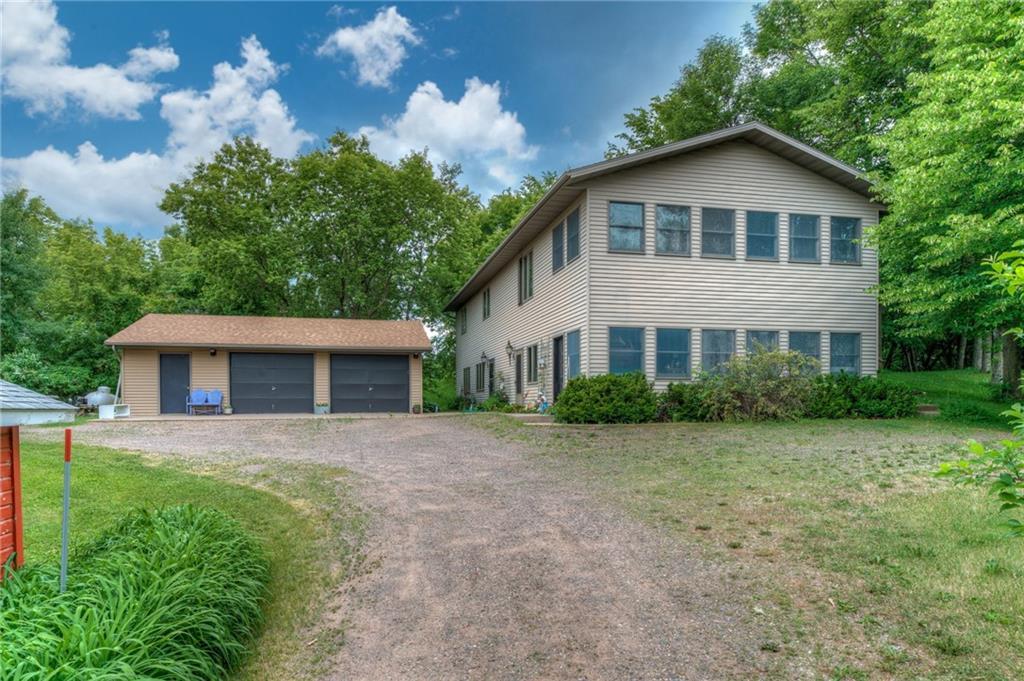 21973 Spirit Lake Road W Property Photo - Frederic, WI real estate listing