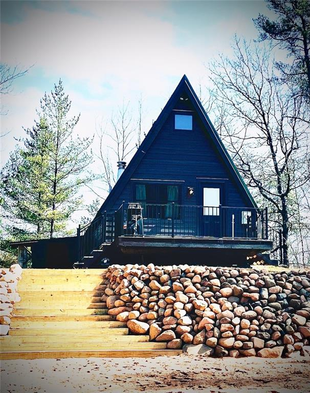 N7532 Ruby Drive Property Photo - Trego, WI real estate listing