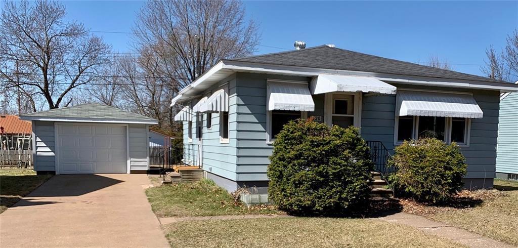 1120 Briggs Avenue Property Photo - Eau Claire, WI real estate listing