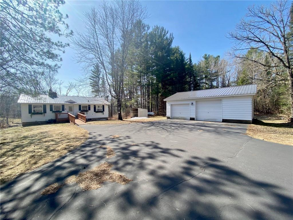 2438 N State Hwy 40 Property Photo - Radisson, WI real estate listing
