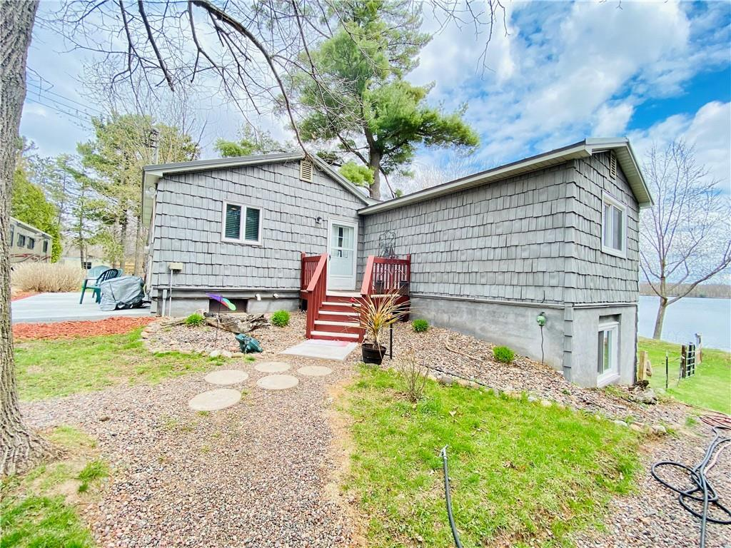 15187 State Highway 178 Property Photo - Jim Falls, WI real estate listing