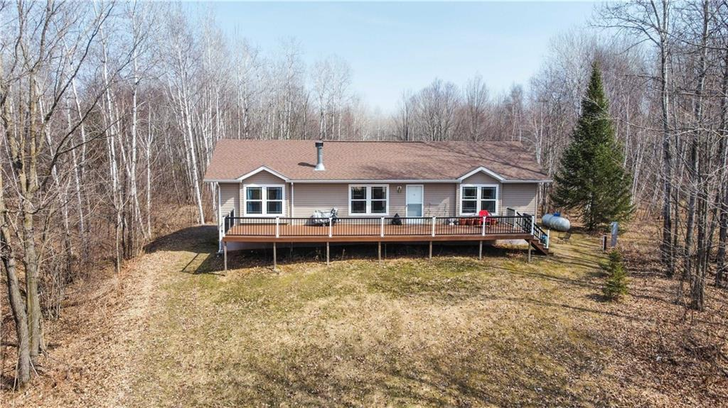 N6665 Kaiser Road Property Photo - Hawkins, WI real estate listing