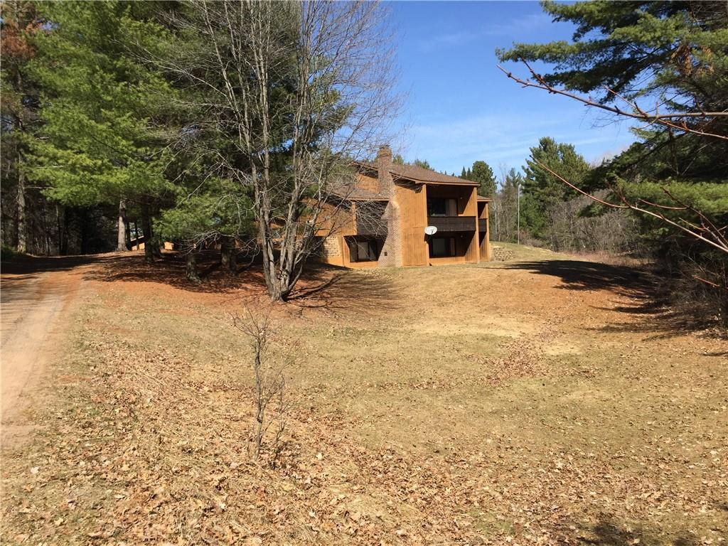 6736 County Road A Property Photo - Webster, WI real estate listing