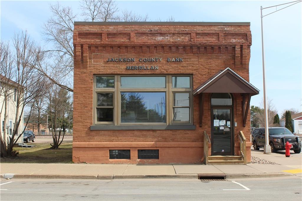 101 N Main Street Property Photo - Merrillan, WI real estate listing