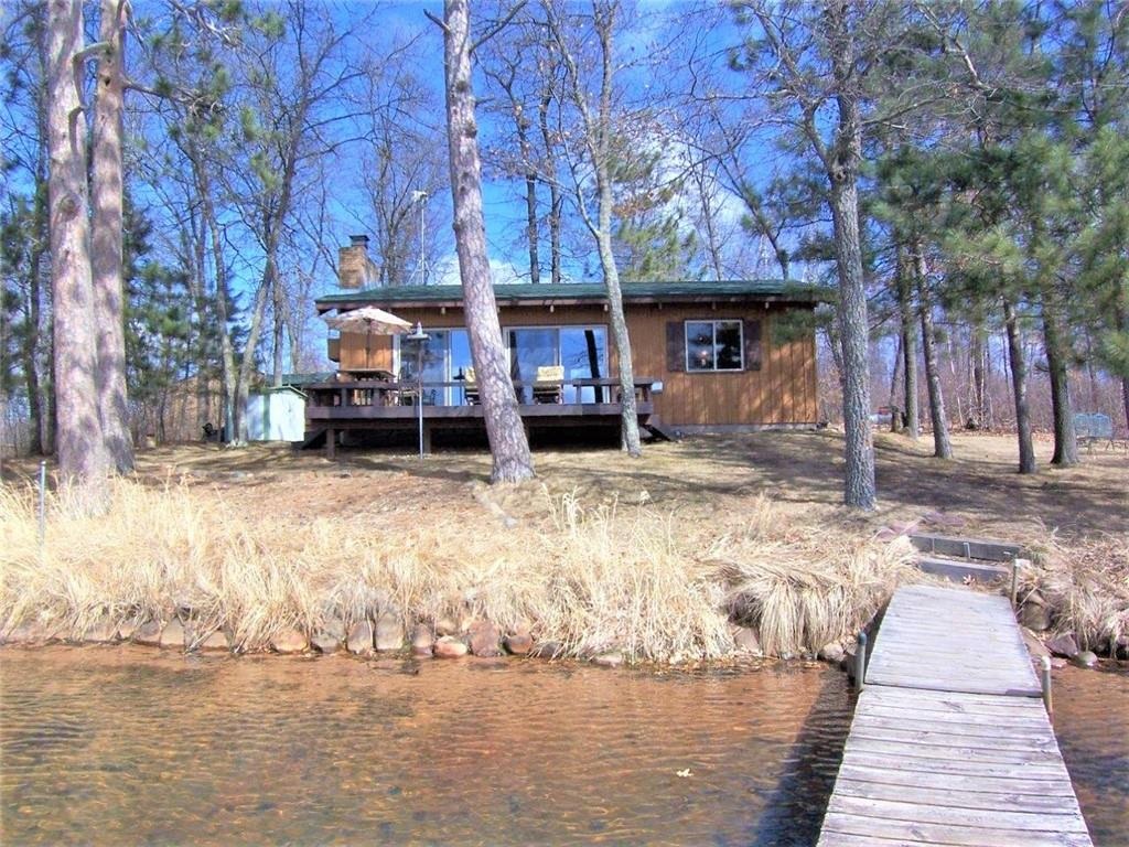 33319 Little Mcgraw Lake Road Property Photo - Danbury, WI real estate listing