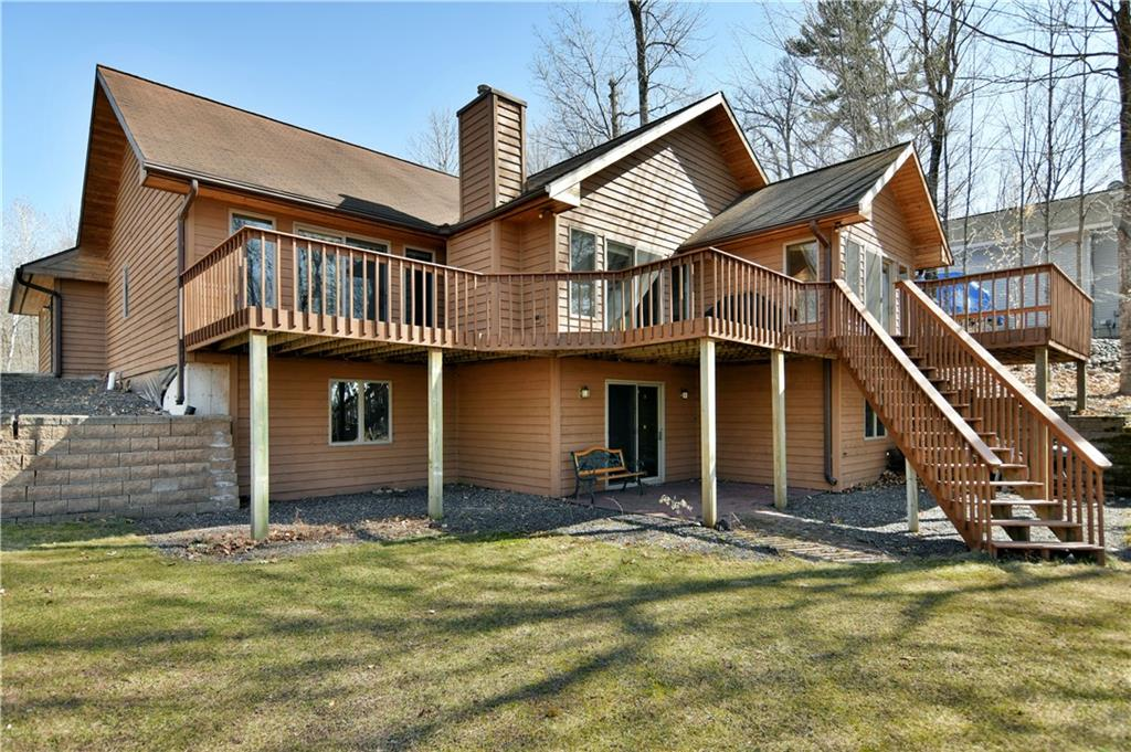 2652 28 1/8 Street Property Photo - Birchwood, WI real estate listing