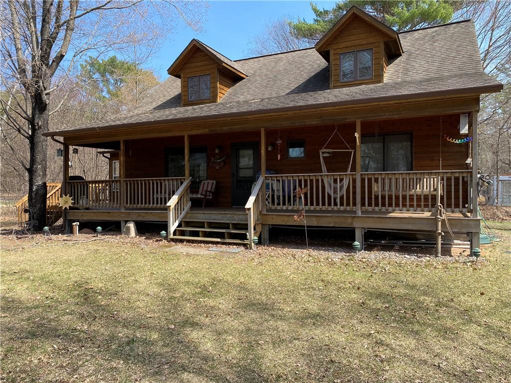 W9554 County Hwy E Property Photo - Spooner, WI real estate listing