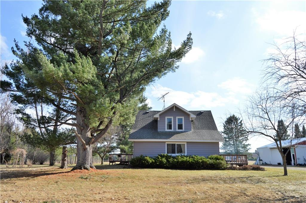 E4426 County Road FF Property Photo - Boyceville, WI real estate listing