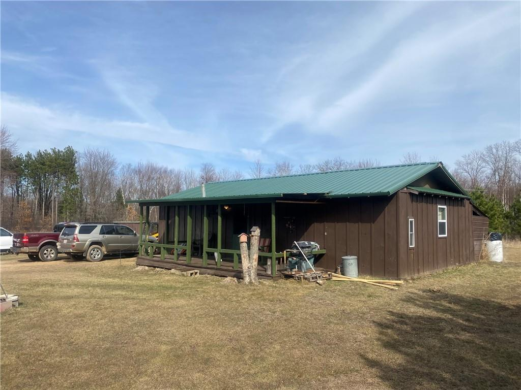 N 13932 Town Hall Road Property Photo - Fairchild, WI real estate listing