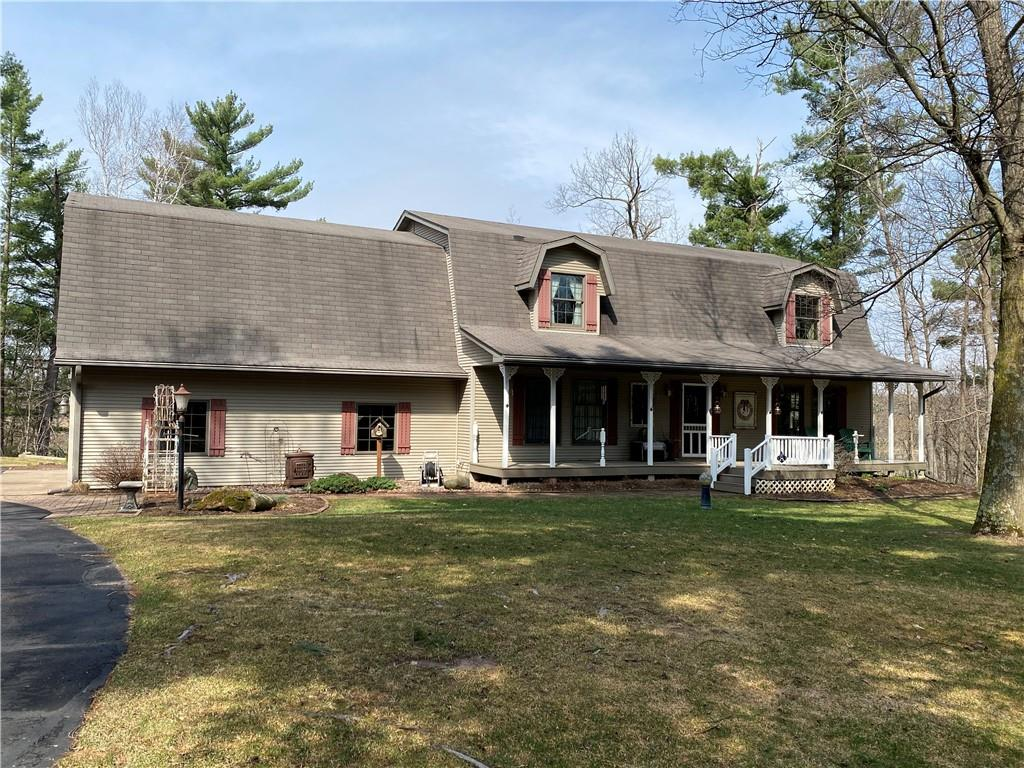 474 8 3/4 Street Property Photo - Prairie Farm, WI real estate listing
