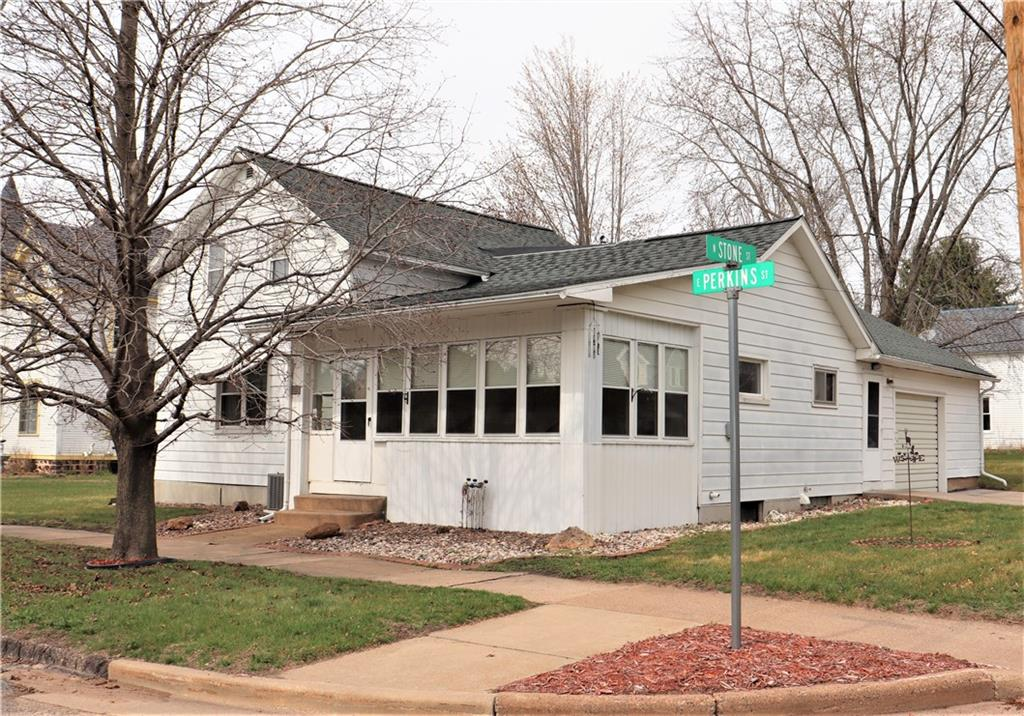 107 W Perkins Street Property Photo - Augusta, WI real estate listing