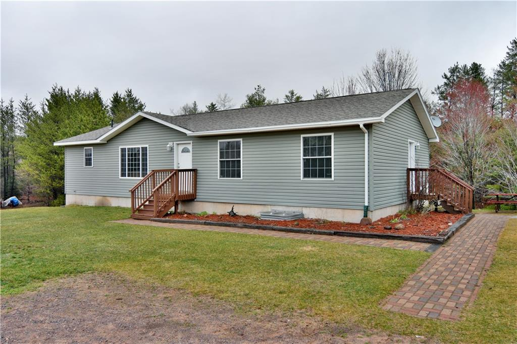 5406 W Pixley Drive Property Photo - Minong, WI real estate listing