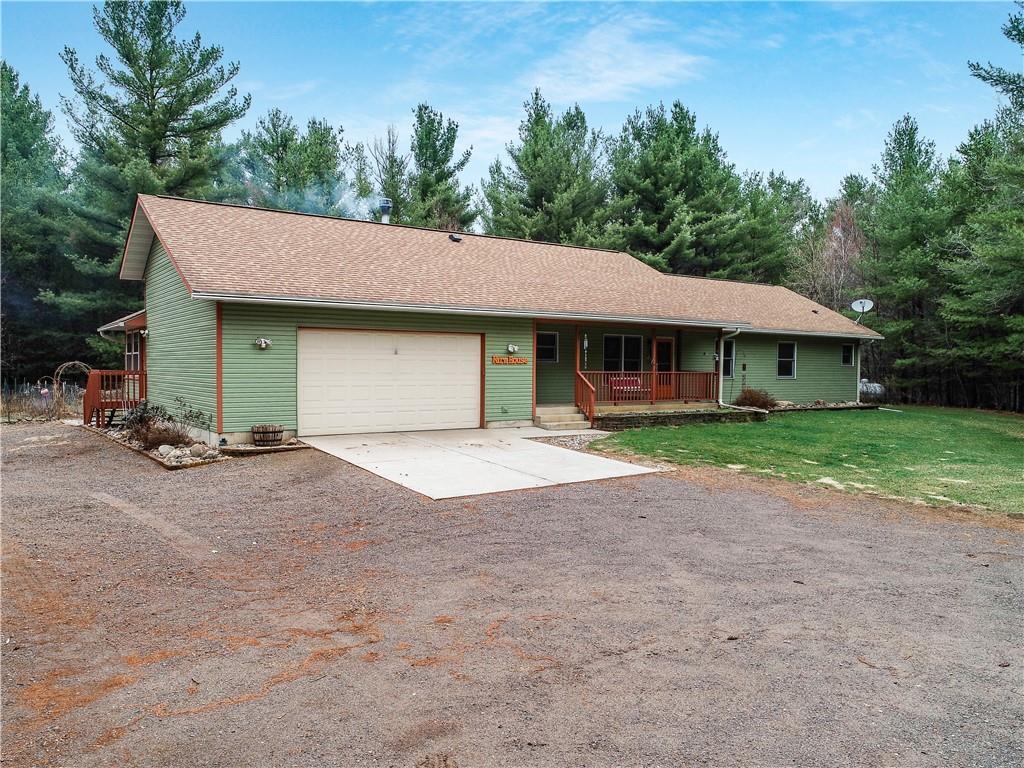 22589 Hickerson Road Property Photo - Grantsburg, WI real estate listing