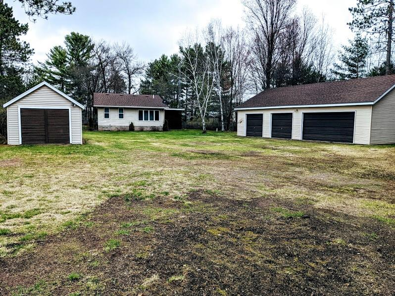 W11928 Sawdust Road Property Photo - Bruce, WI real estate listing
