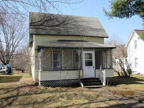 311 S Woodworth Street Property Photo - Elmwood, WI real estate listing