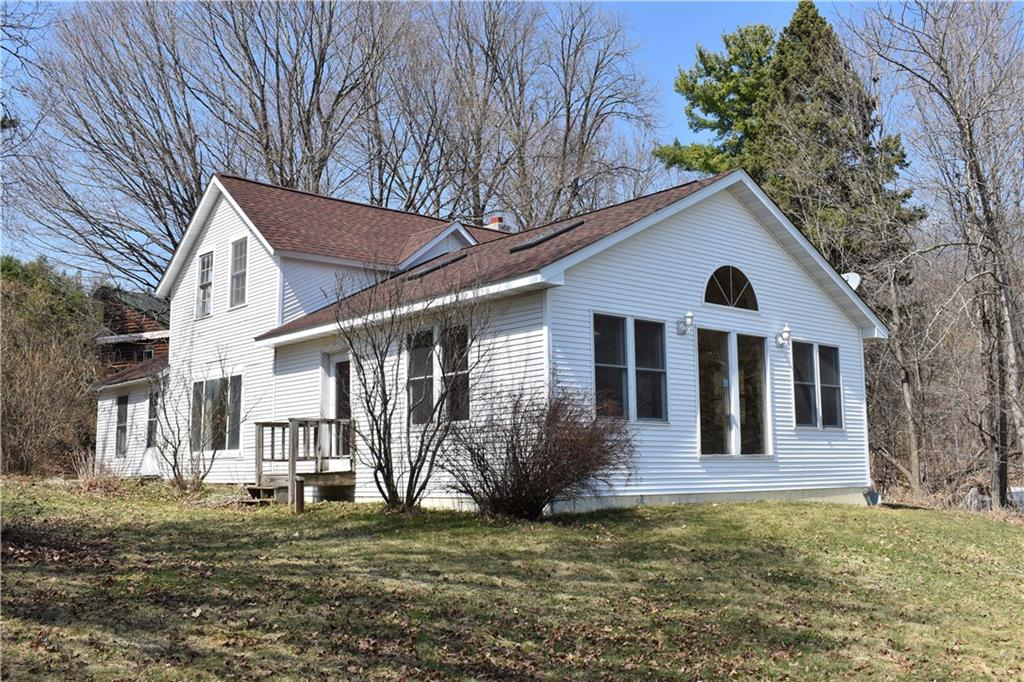 N1494 County Highway MD Property Photo - Sarona, WI real estate listing