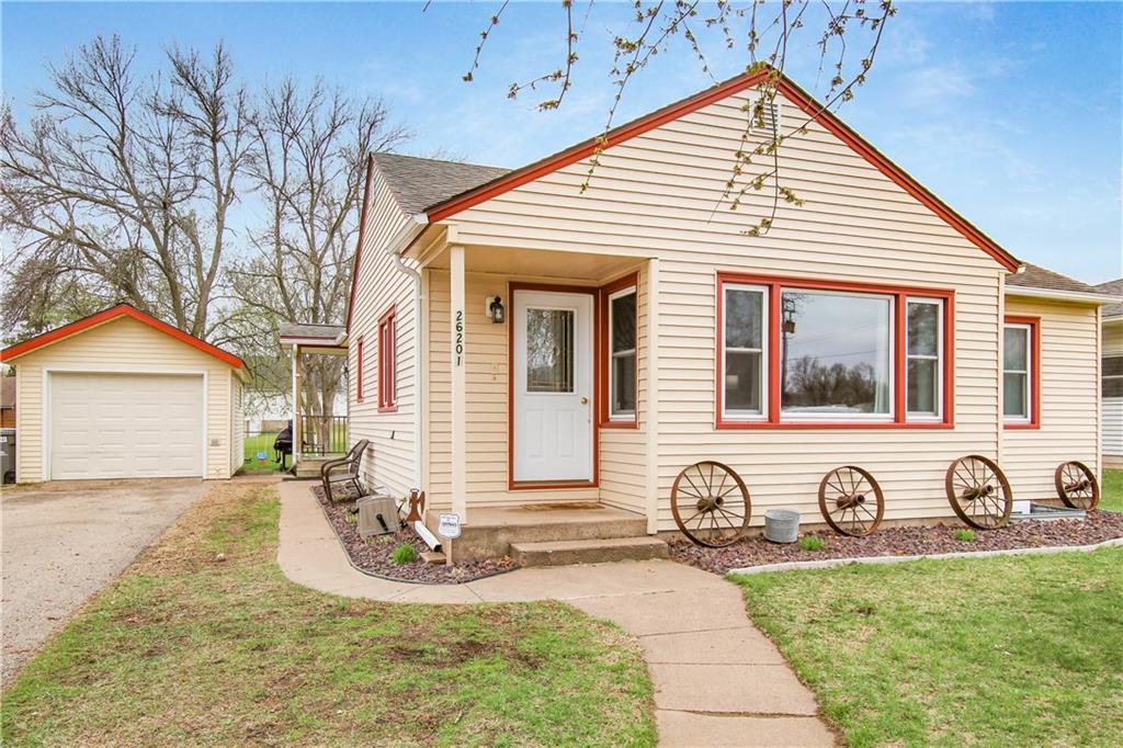26201 W Pine Street Property Photo - Eleva, WI real estate listing