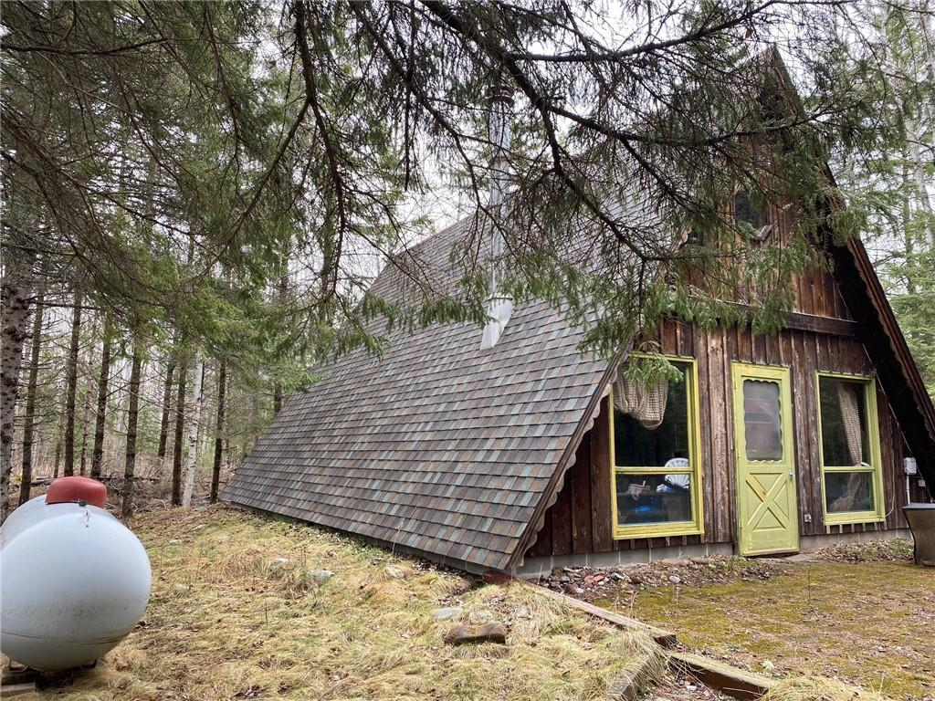 87180 Old School Road Property Photo - Herbster, WI real estate listing