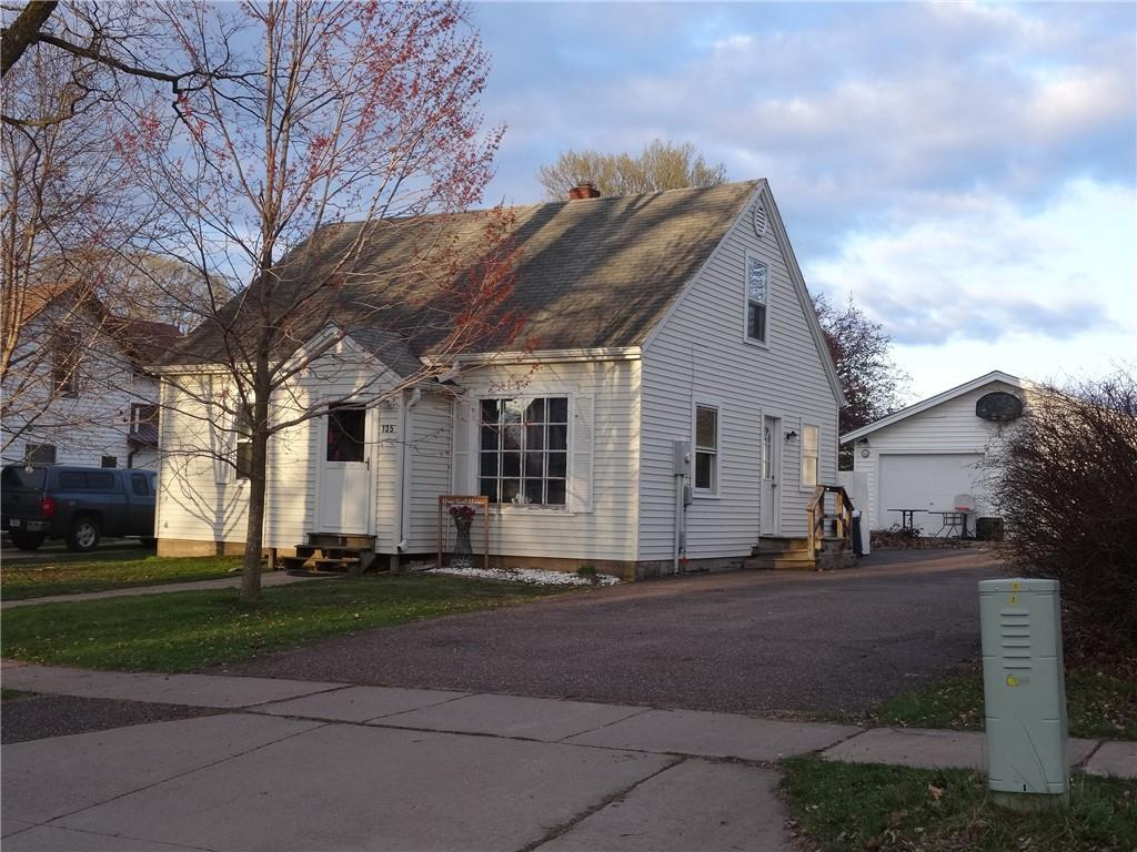 135 S Buckley Street Property Photo - Alma Center, WI real estate listing