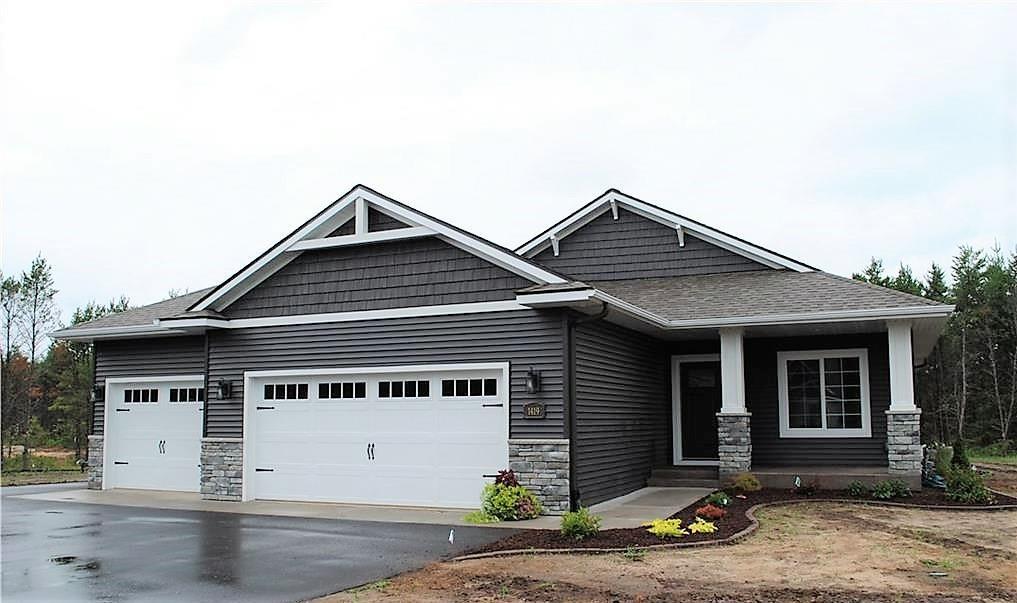 1563 (Lot 185) Pebble Beach Drive Property Photo - Altoona, WI real estate listing
