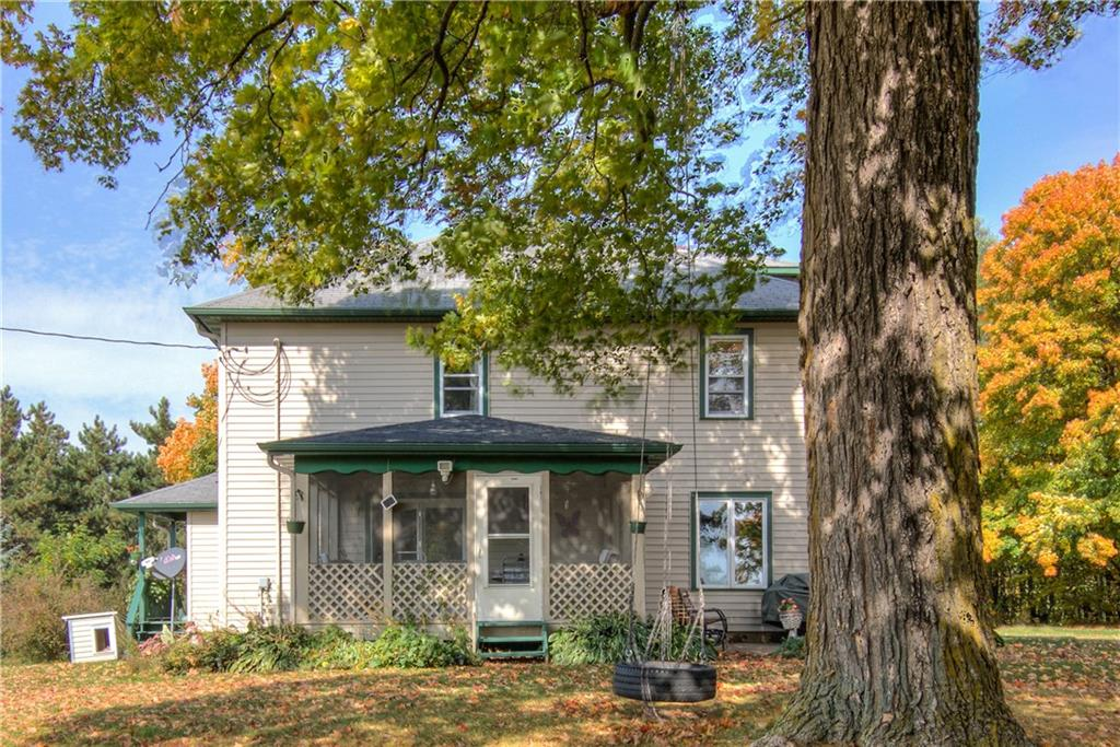 5378 270th Street Property Photo - Cadott, WI real estate listing