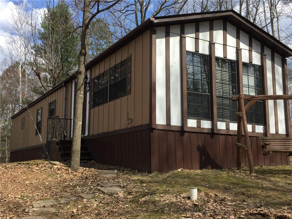 N 10115 Lakeside Road Property Photo - Trego, WI real estate listing