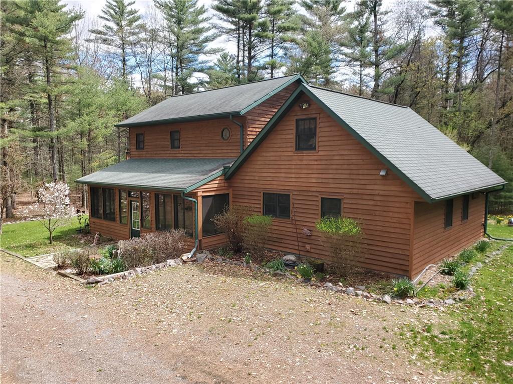 W8850 Emerald Lake Road Property Photo