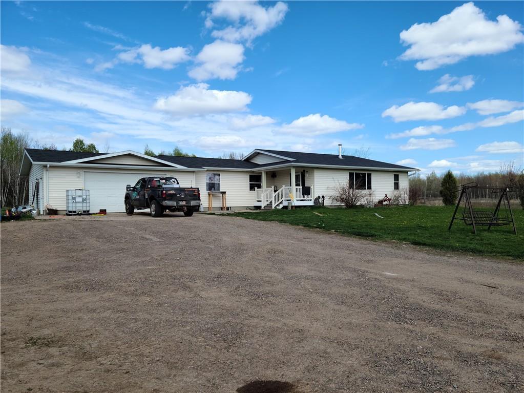 W9664 Sunfish Lake Road Property Photo