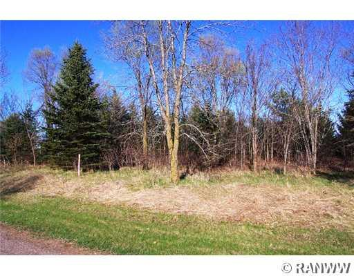 Lot 52 836th Avenue Property Photo - Colfax, WI real estate listing
