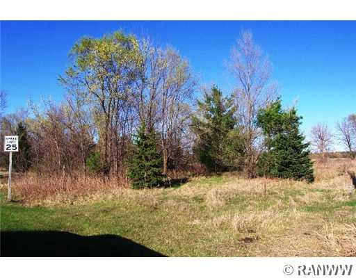 Lot 53 836th Avenue Property Photo - Colfax, WI real estate listing