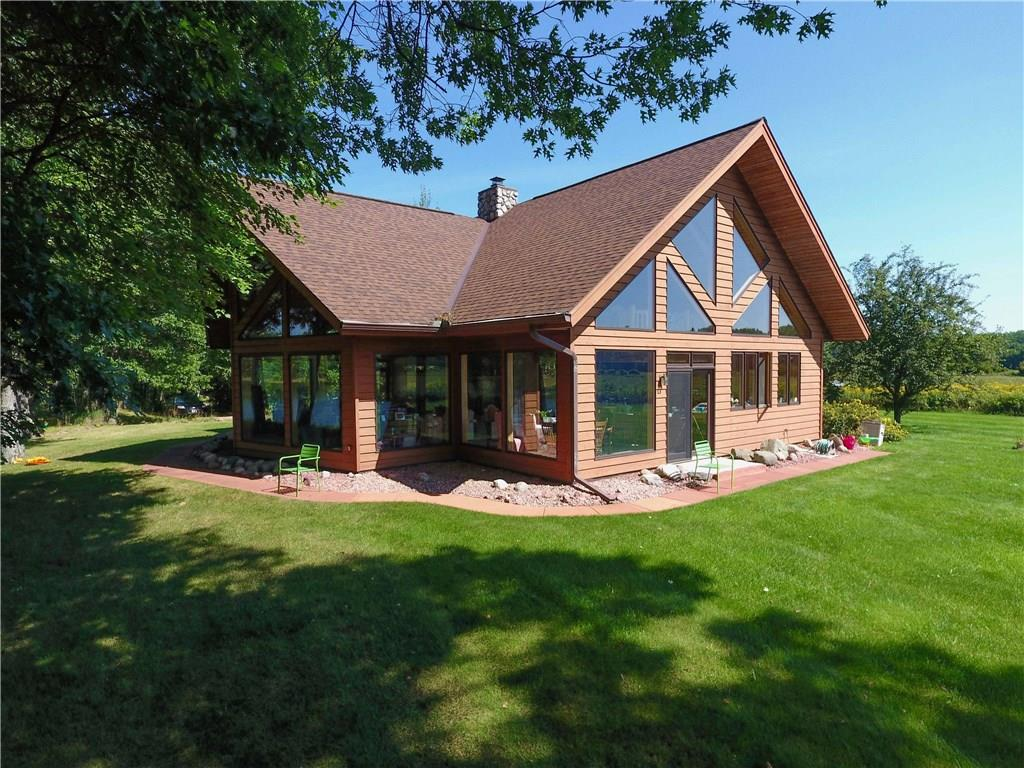 W387 County Hwy B Property Photo - Stone Lake, WI real estate listing