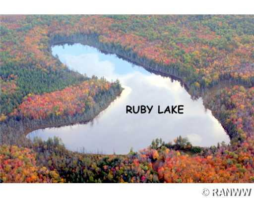 0 Island Lake Road Property Photo - Hurley, WI real estate listing