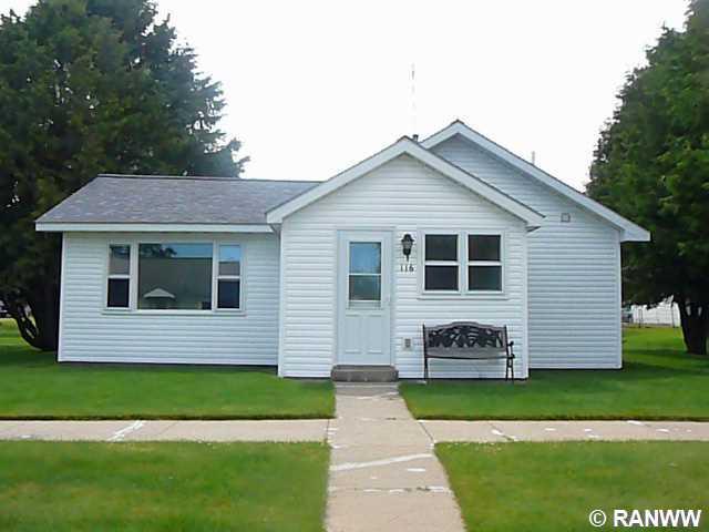 116 S 4th Street, Butternut, WI 54514 - Butternut, WI real estate listing