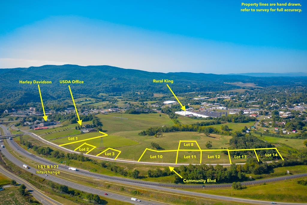 94 Acres Community Blvd Property Photo