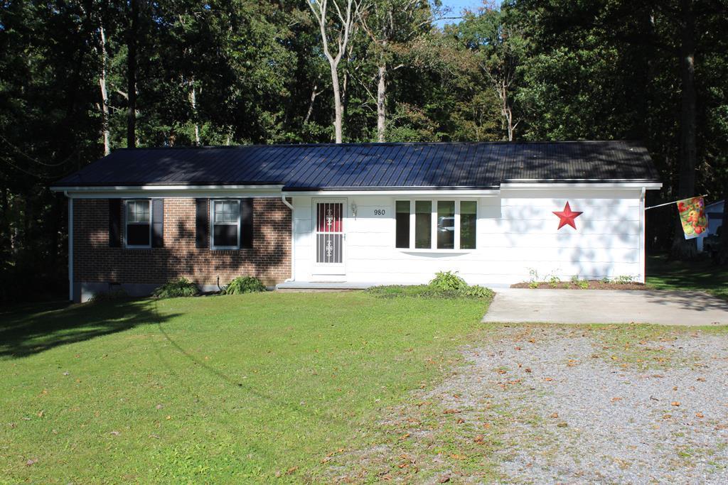 980 Sheffey School Rd Property Photo