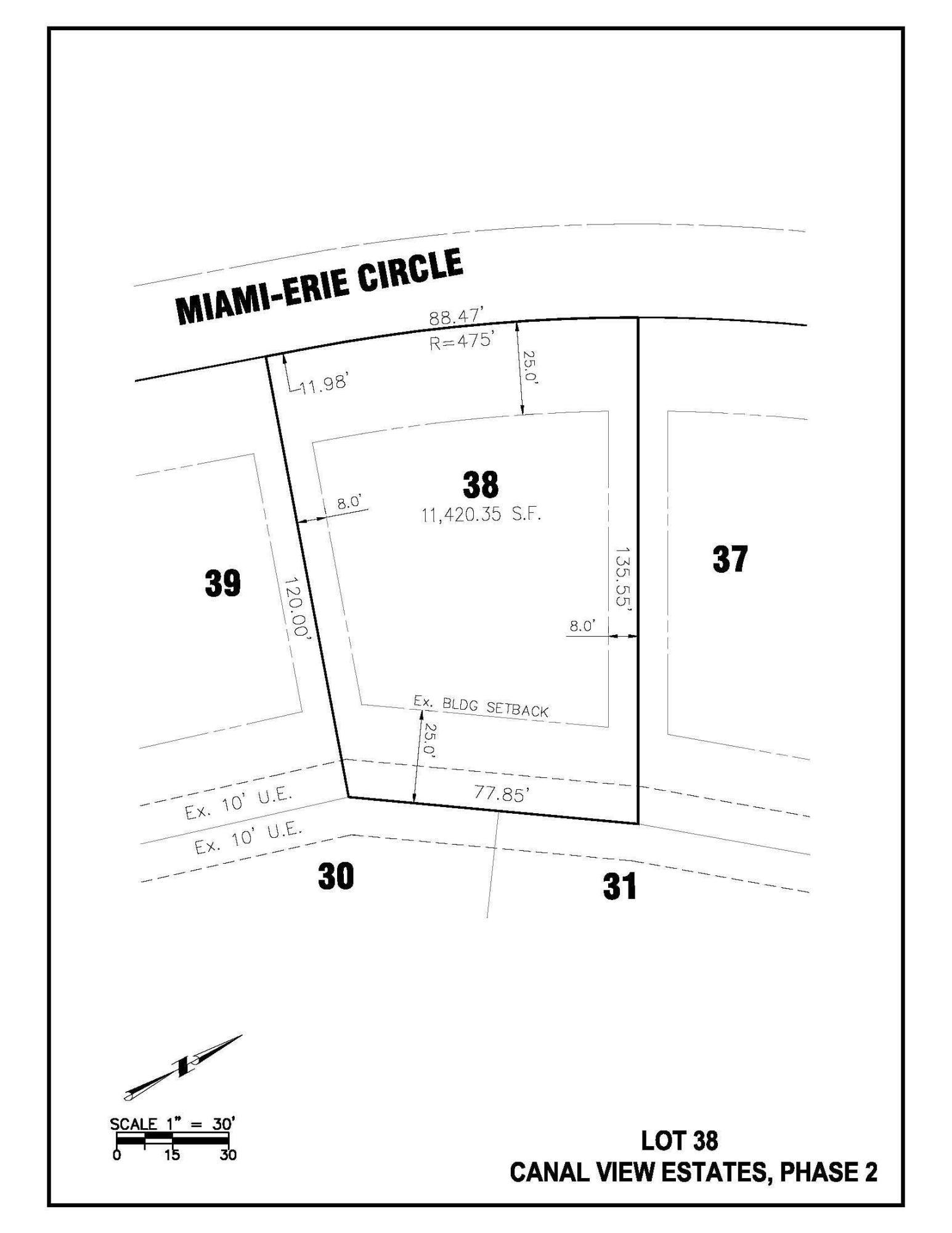 359 Miami Erie Circle Property Photo 1