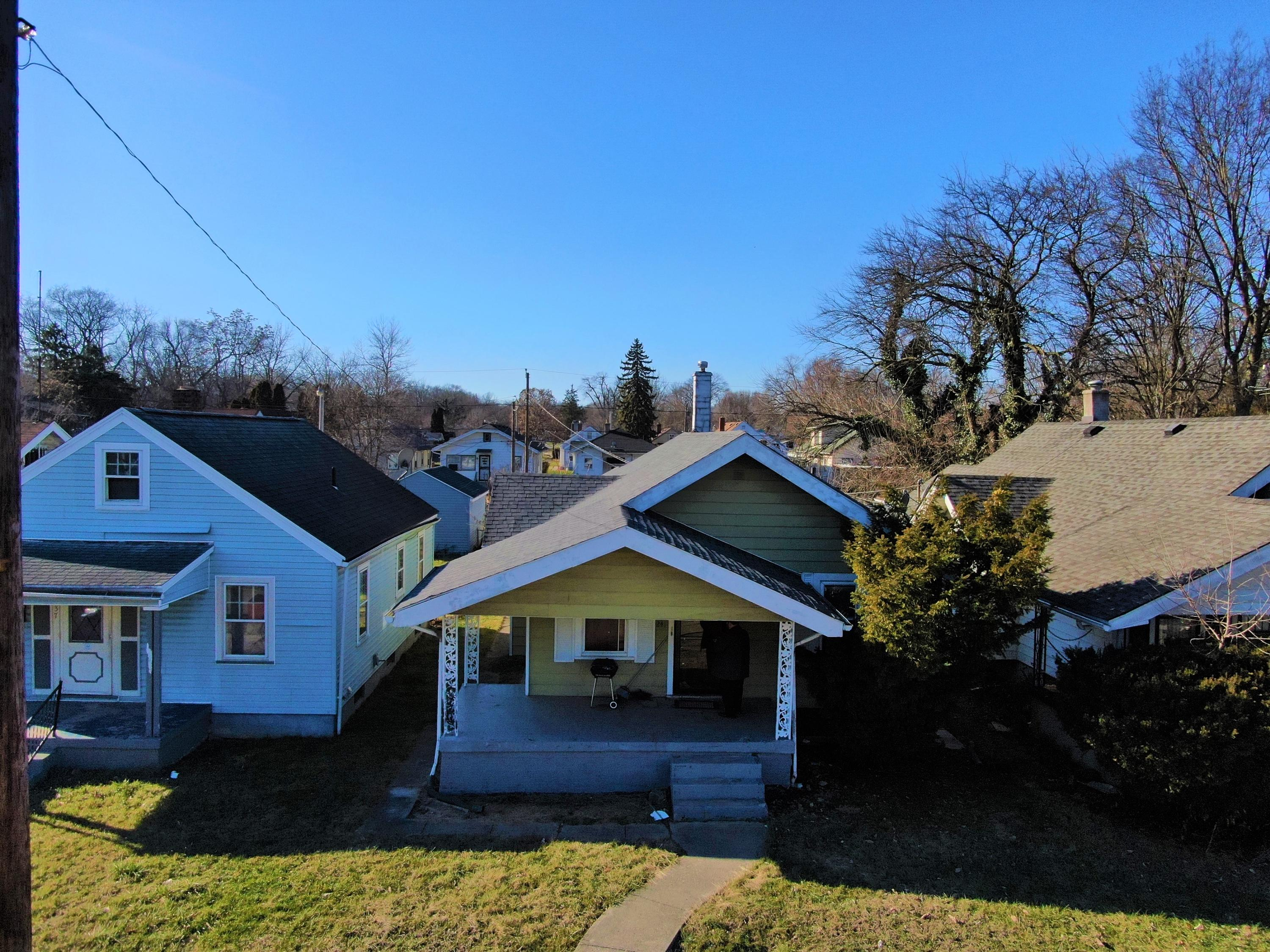 241 Huron Avenue Property Photo - Dayton, OH real estate listing