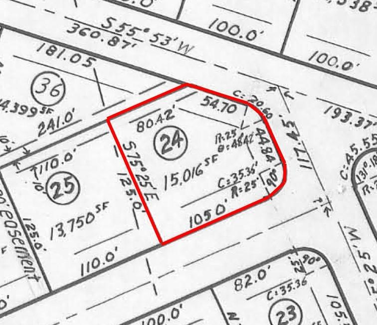 Lot 7 Snow Ridge Circle Property Photo - Zanesfield, OH real estate listing