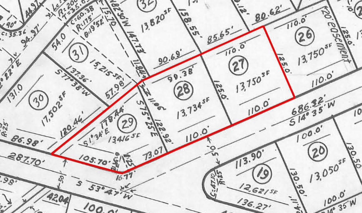 Lot 9 Snow Ridge Circle Property Photo - Zanesfield, OH real estate listing