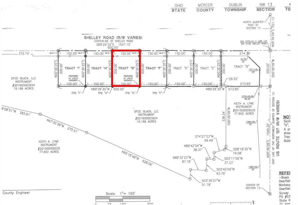Tract G Shelley Road Property Photo