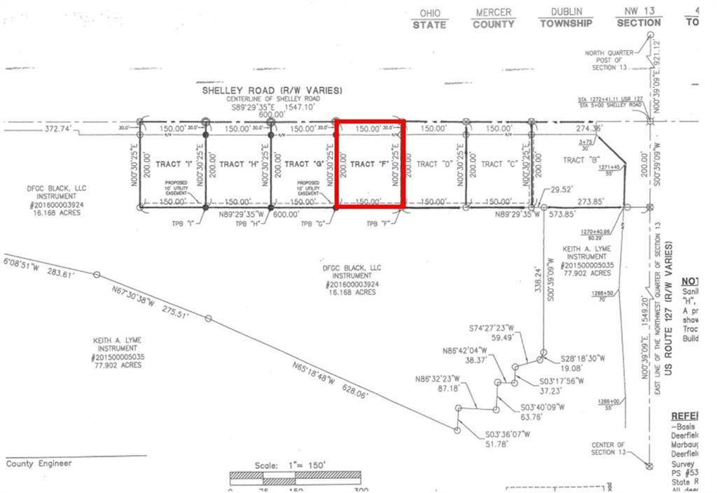 Tract F Shelley Road Property Photo
