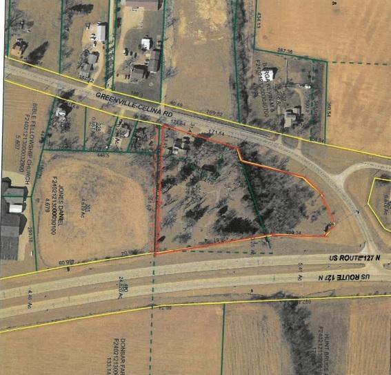 7833 Greenville-celina Road Property Photo