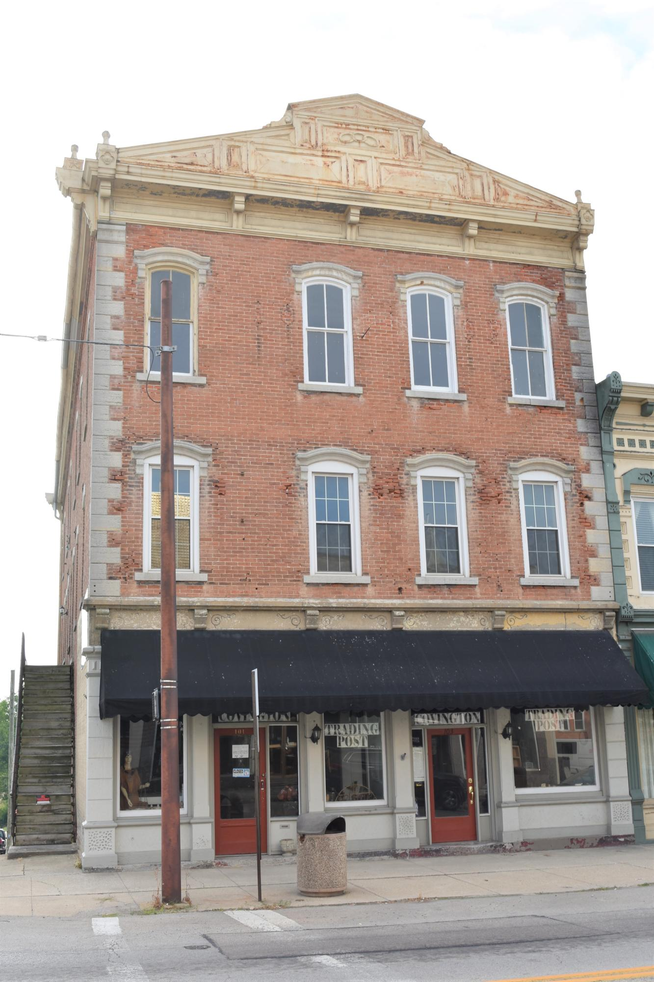 101 N HIGH Street Property Photo - Covington, OH real estate listing