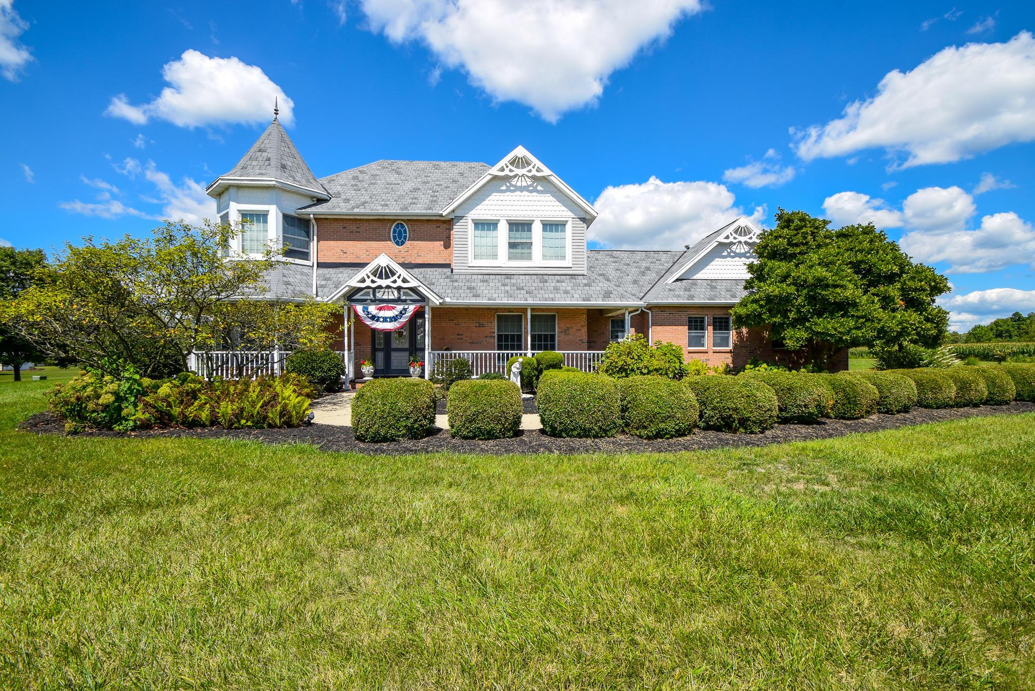 2225 Lefevre Road Property Photo - Troy, OH real estate listing