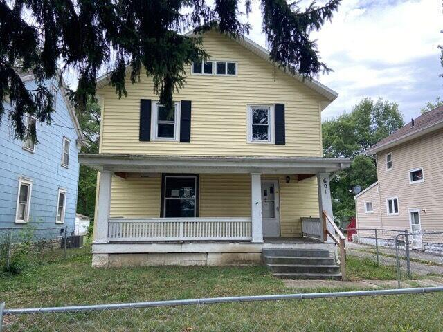 601 N Cole Street Property Photo - Lima, OH real estate listing