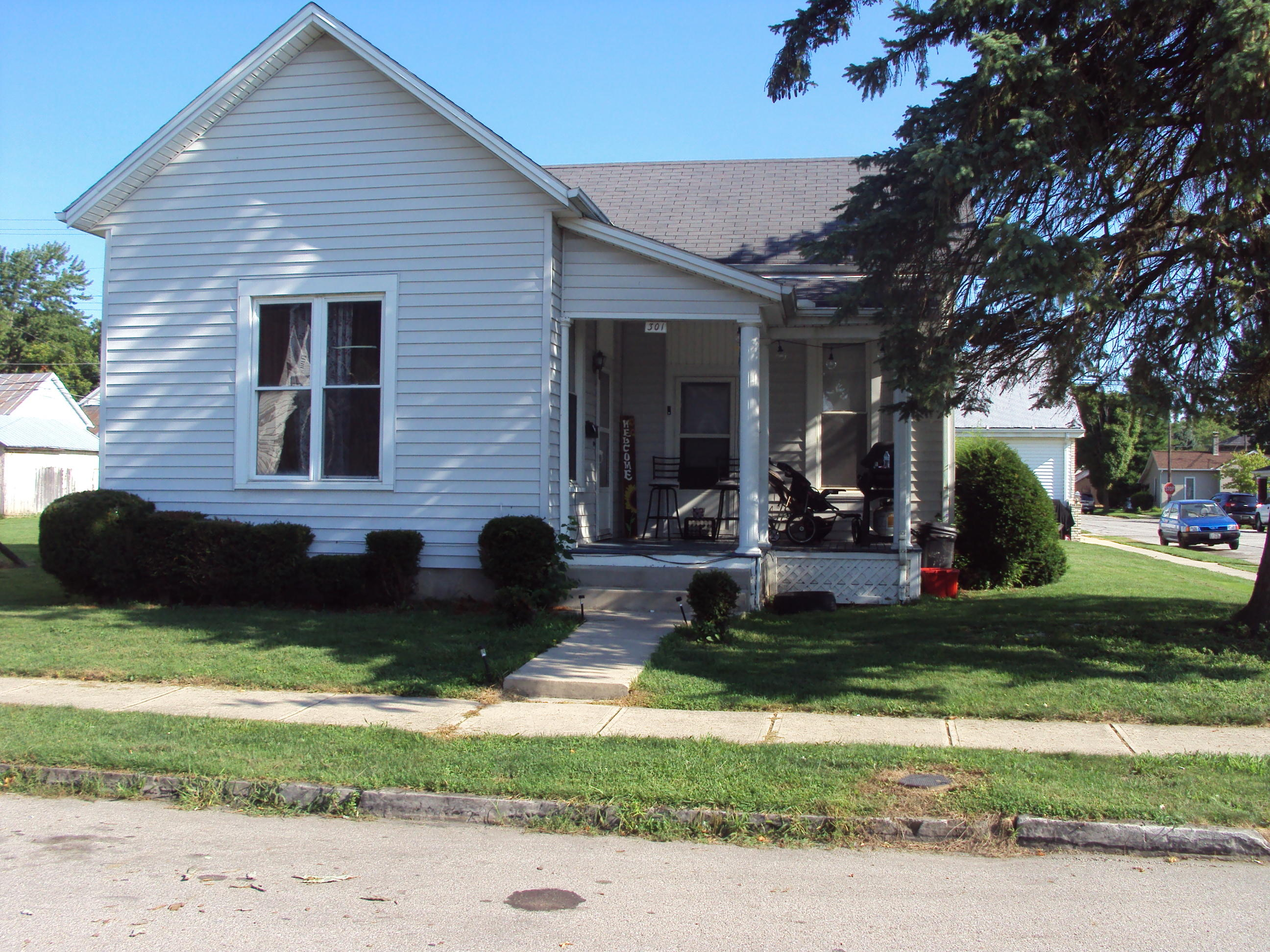 301 W 2nd Street Property Photo - Arcanum, OH real estate listing