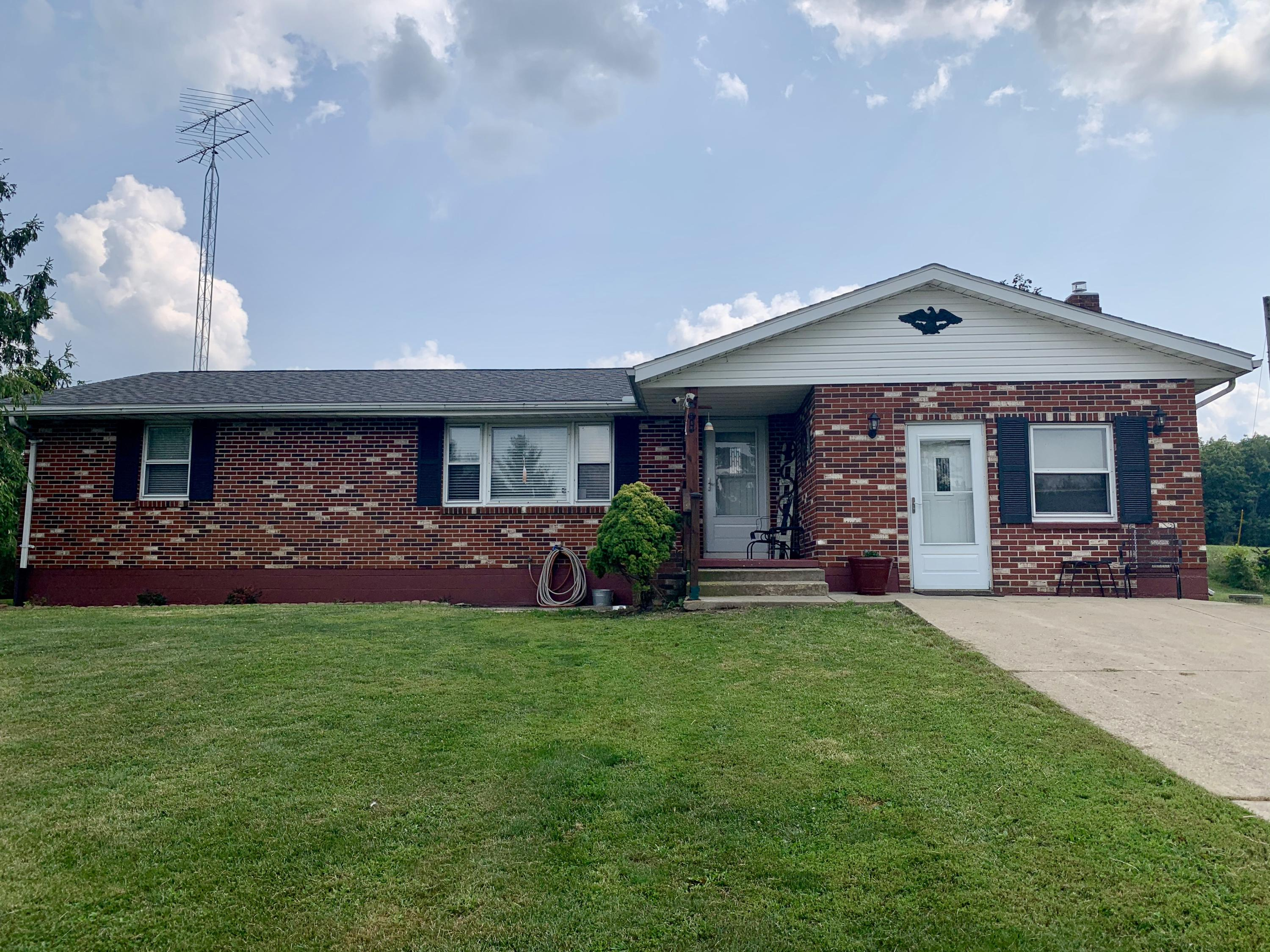 6969 E State Route 245 Property Photo - North Lewisburg, OH real estate listing