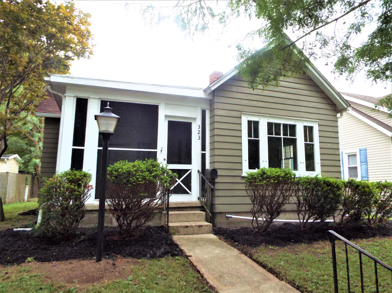 323 Huffman Street Property Photo