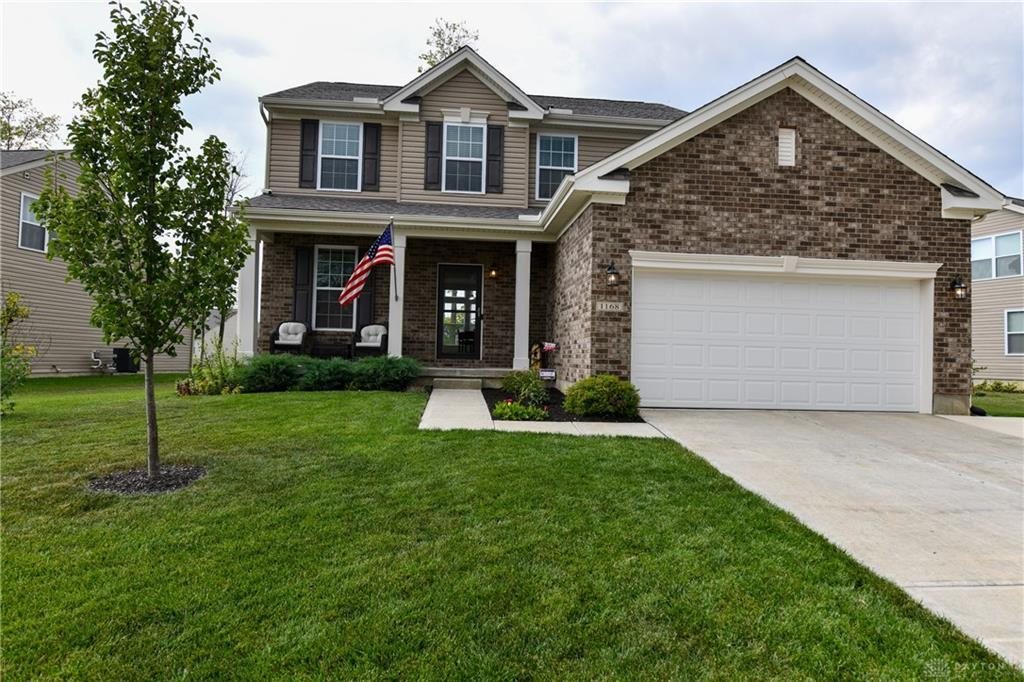 1168 Bluffview Drive Property Photo - Fairborn, OH real estate listing